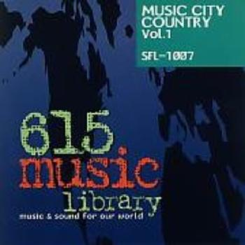 SFL1007 - Music City Country Vol. 1