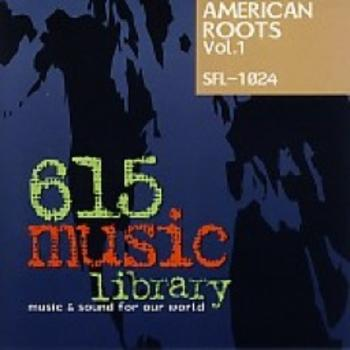 SFL1024 - American Roots Vol. 1