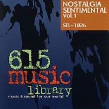 SFL1026 - Nostalgia Sentimental Vol. 1