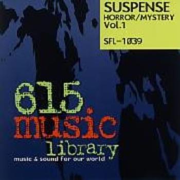 SFL1039 - Suspense Horror/Mystery Vol. 1