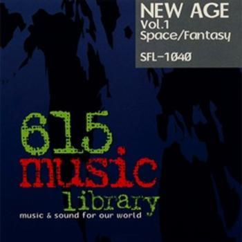 SFL1040 - New Age Vol. 1 Space/Fantasy