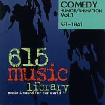 SFL1041 - Comedy Humor/Animation Vol. 1