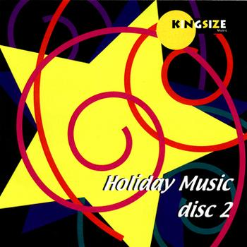 Kingsize Music Holiday Package Disc 2