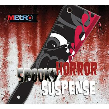 Spooky, Horror, Suspense