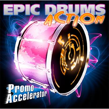 Epic Drums - Action