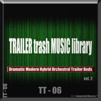 Dramatic Modern Hybrid Orchestral Trailer Beds V.2