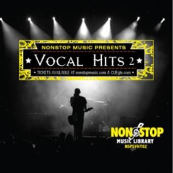 Vocal Hits 2 - Pop, Top 40, Teen Rock, Indie, Vocal & Instrumental Tracks