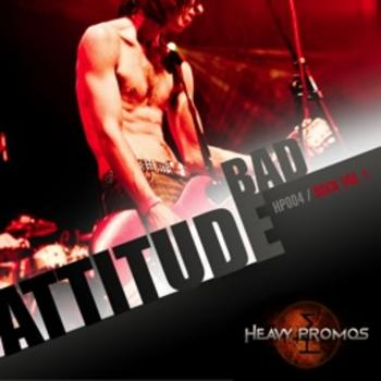 BAD ATTITUDE - ROCK VOL 1