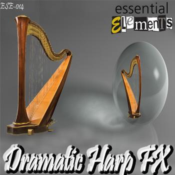 Dramatic Harp FX
