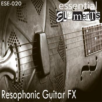 Resophonic Guitar FX