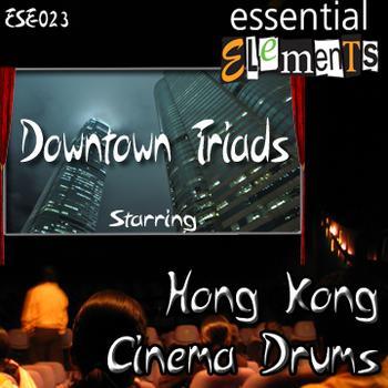 Hong Kong Cinema Drums