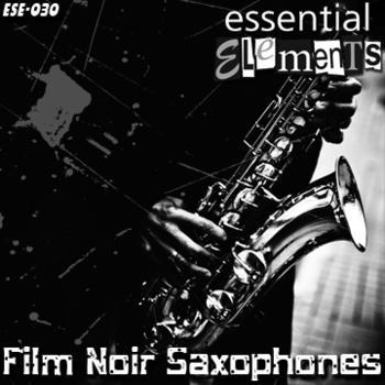 Film Noir Saxophones