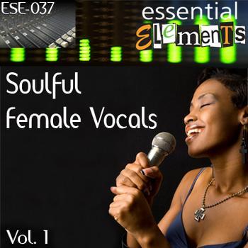 Soulful Female Vocals Vol. 1