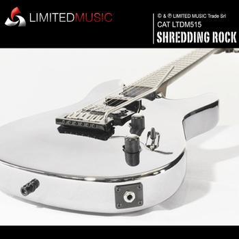 SHREDDING ROCK
