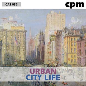 Urban City Life