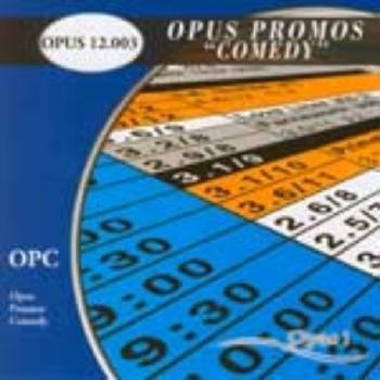 """Opus Promos """"Comedy"""""""