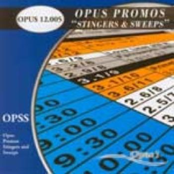 """Opus Promos """"Stingers & Sweeps"""""""