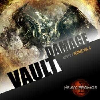 DAMAGE VAULT - SCORES VOL 4