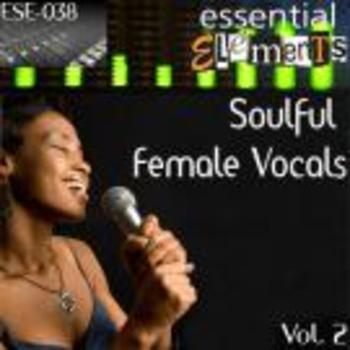 Soulful Female Vocals Vol. 2