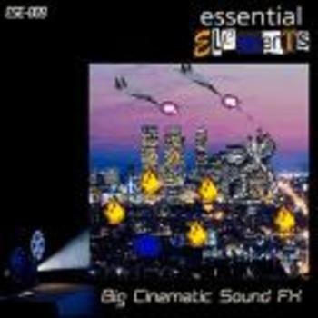 Big Cinematic Sound FX