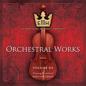 Orchestral Works Vol 3 Beethoven Mozart