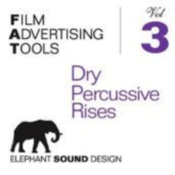 Dry Percussive Rises