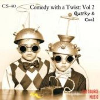 Comedy With A Twist Vol.2 - Quirky & Cool