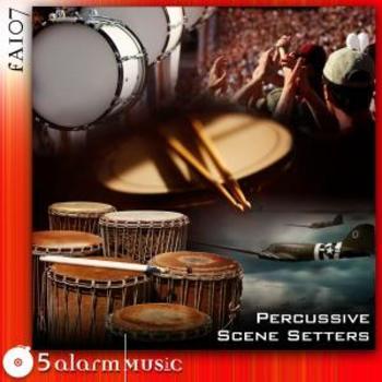 Percussive Scene Setters