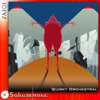 Quirky Orchestral
