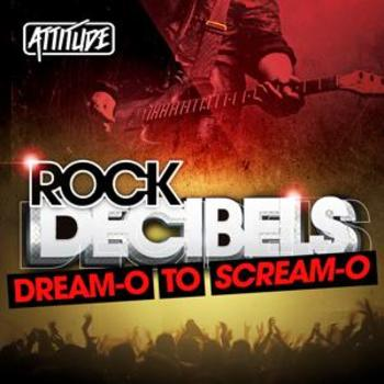 ATUD002 Rock Decibels - Dream-o To Scream-o