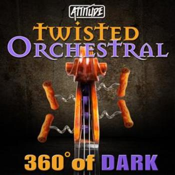 ATUD006 Twisted Orchestral - 360º of Dark