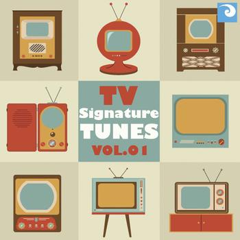TV Signature Tunes Vol. 01