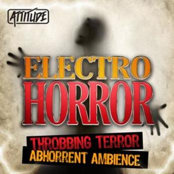 ATUD007 Electro Horror - Throbbing Horror Abhorrent Ambience