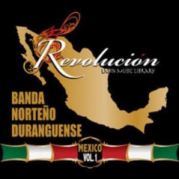 Mexico Vol 1 - Banda Norteno Duranguense