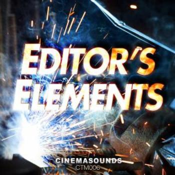 Cinemasounds Trailer Music 6 - Editor's Elements