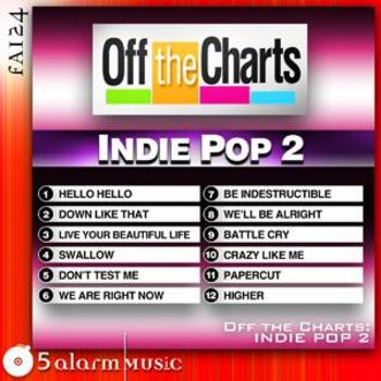 05A124 - Off The Charts Indie Pop 2