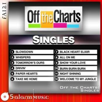 Off The Charts - Singles