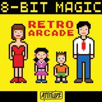 ATUD018 8-Bit Magic - Retro Arcade