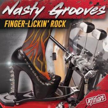 ATUD016 Nasty Grooves - Finger Lickin' Rock