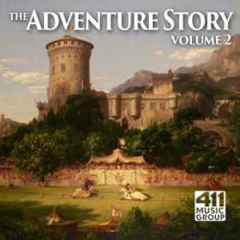 4TM008 The Adventure Story Vol 2
