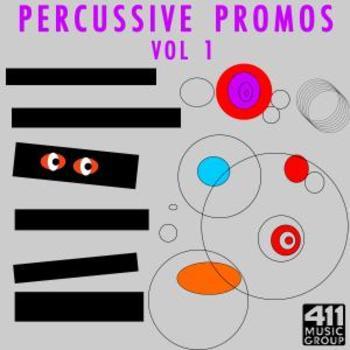 4US086 Percussive Promos Vol 1