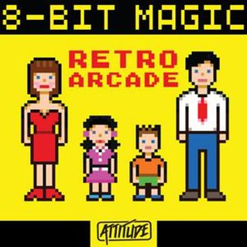 ATUD018 8-Bit Magic - Retro Arcade