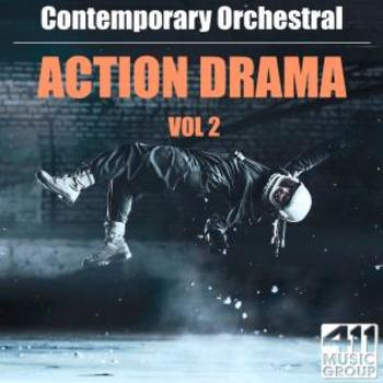 4US088 Contemporary Orchestral: Action Drama Vol 2