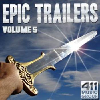 4TM007 Epic Trailers Vol 5