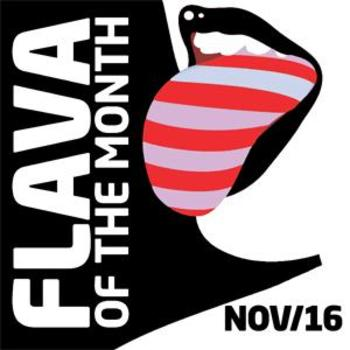 FLAVA Of The Month NOV 16
