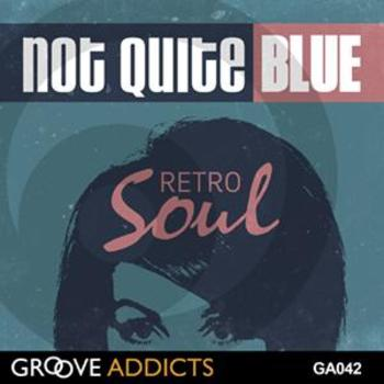 GA042 Not Quite Blue Retro Soul