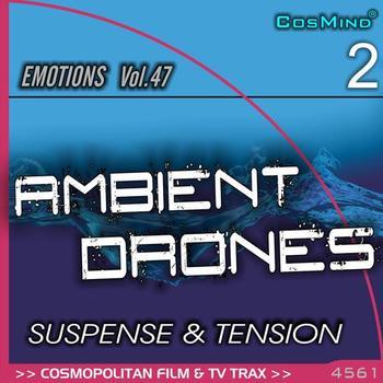Ambient Drones 2 - Suspense & Tension