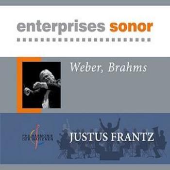 Weber, Brahms
