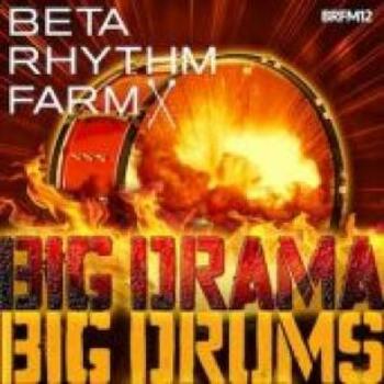 BRFM12 - Big Drama Big Drums