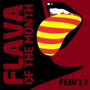 FLAVA Of The Month FEB 17